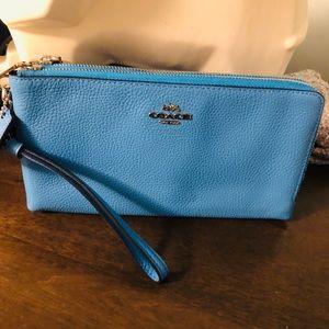 COACH large wristlet/wallet